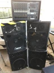 Cabeçote Yamaha stereo