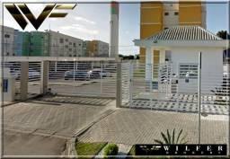 Apartamento à venda com 2 dormitórios em Parque da fonte, São josé dos pinhais cod:w.a1820