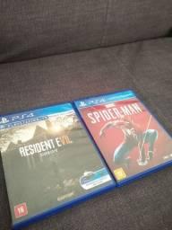 Jogos PS4 - Troco