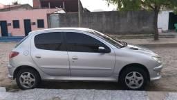 Vendo Peugeot 206/ 14 Flex  Ano : 2006 completo .
