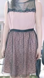 Vestido Colméia G