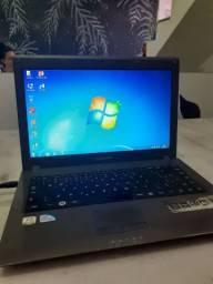Notebook Samsung usado