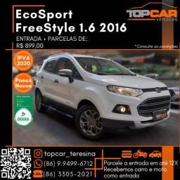 EcoSport Freestyle 1.6 2016