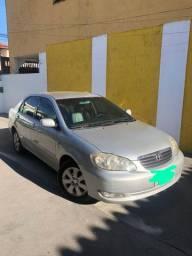 Corolla 2008- XEI Prata