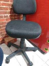 Cadeira escrito secretaria