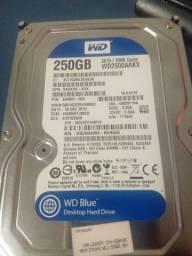 HD WD 250gb