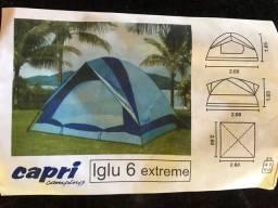 Barraca Capri Camping Iglu 6 extreme