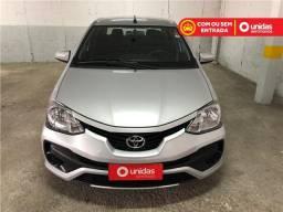 Toyota Etios 1.5 XS 16v Automático