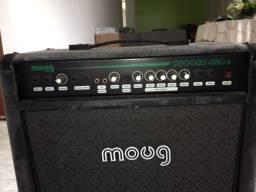 Caixa de som- Amplificador multiuso Moug Acoord 480S