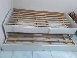 Bicama+ painel+colchão 300$
