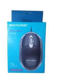 Mouse óptico usb classic box preto MO179 Multilaser