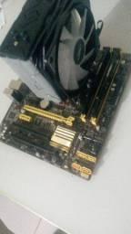 KIT Intel i7-4790 +16gb Hyperx