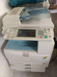 Manutenção de impressoras laser