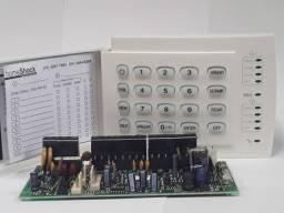 Central de alarme SP4000 + Teclado K10 Paradox