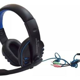Headset Gamer Fone Exbom P2 Hf-g230 Super Bass Headphone St