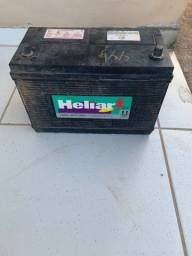 Bateria 100 amperes heliar