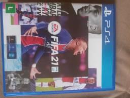 Vendo FIFA 21 PS4