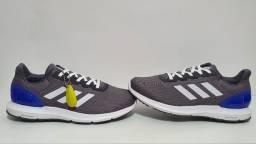 Tenis Adidas Cosmic 2 Cinza, Original. Tamanho 40 e no 41