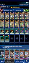 Conta yugioh duel links