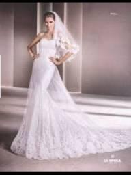 Vestido de Noiva La Sposa Denia 40