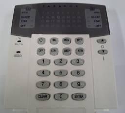 Teclado para sistema de alarme Paradox K32