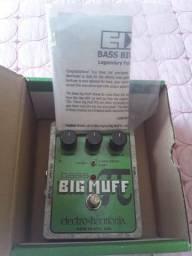 Pedal Electro Harmonix EHX Fuzz Big Muff