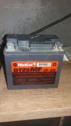 Bateria de moto 12vts Heliar