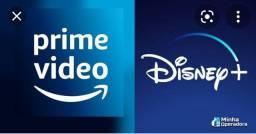Prime video e Disney +