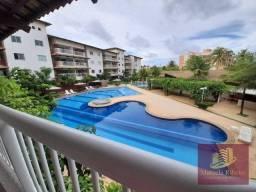 Título do anúncio: Apartamento à venda, 76 m² por R$ 439.000,00 - Porto das Dunas - Aquiraz/CE