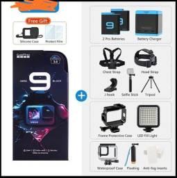 Título do anúncio: Gopro 9+kit duas baterias nova