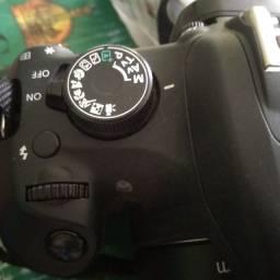 Título do anúncio: Câmera Canon T5 com garantia