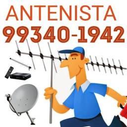 serviço de instalação de antenas