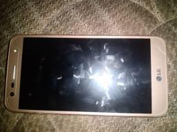 Vendo LG K10 Power 2018 32 GB de memória TV digital