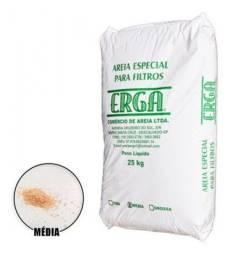 Carga Filtrante para Filtro 25 kg