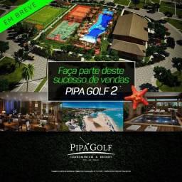 Pipa golf 2 -Breve Lançamento - Lazer completo com campo de Golf
