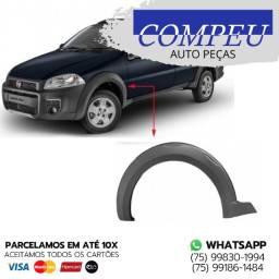 Friso Para-lama Original Fiat - Strada 2013/2020