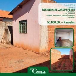 Título do anúncio: Casa para Venda Penápolis / SP Residencial Jardim Pevi II (250 m²