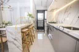 Título do anúncio: [ENTREGA MAR/22] Apartamento no 9° andar de 67,67m², 2 Dormitórios, sendo 1 Suíte, Sacada