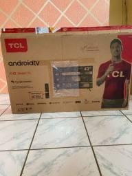 Smart Tv TCL 43? nova nunca usada