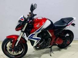 Honda CB 1000R 1000cc Vermelho 2015