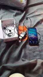 Motorola e6s  novinho por 620