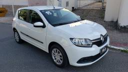Título do anúncio: Renault Sandero 1.6 Expression vendo troco e financio R$ 43.900,00