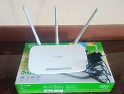 Roteador Wireless Tp-link N300 Tl-WR845N