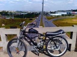 Título do anúncio: Bike motorizada 100cc -motor seminovo-