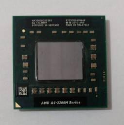 Processador Amd A4-3300 Dual-core 2.5 Ghz Socket Fm1 65w
