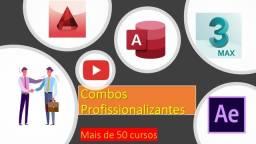 Título do anúncio: Super Combos Promocionais: Cursos de Aprimoramento Profissional