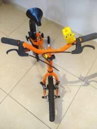 Bicicleta aro 16 Caloi Power Rex