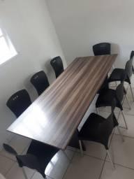 Mesa reunião TOP em MDF