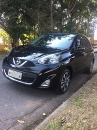 Nissan March SL 2016