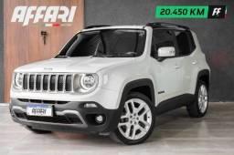 Título do anúncio: Jeep Renegade 1,.8 Limited com Baixa KM